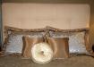 UpholsteredHeadboard.Pillowshams.ThrowPillows